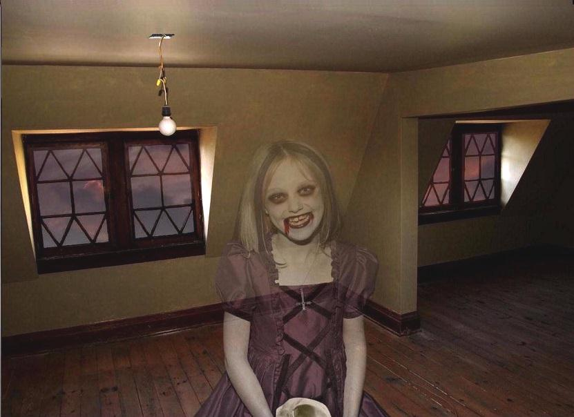 She Was Just A Little girl ghost pictures