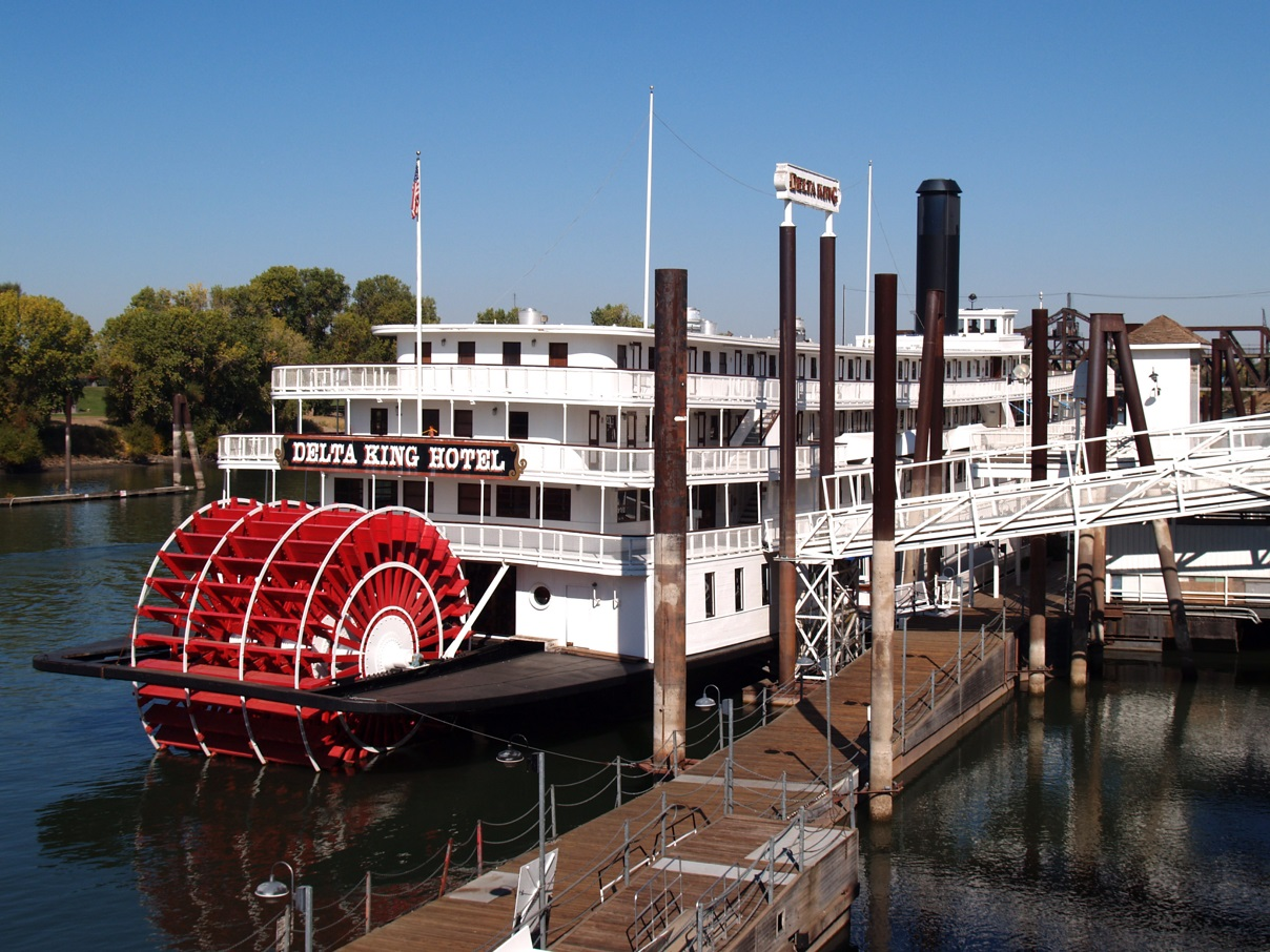 Steamboats.com Online Museum - Dave Thomson Wing