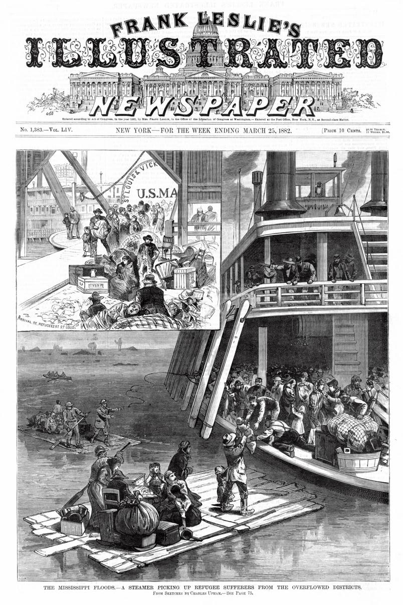 FrankLeslie'sIllustrated25March1882SteamerRescueOneThirdForNORI