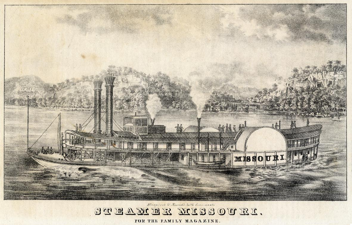 the romanticism and heroism of steamboating in old times by mark twain