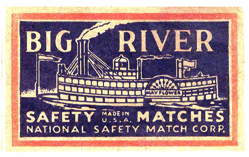 match box cover