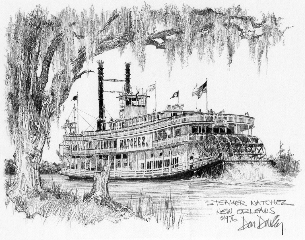 antebellum steamboats The delta queen, built in 1926 and listed as a national historic landmark in 1989, is the last remaining authentic link to a 200-year tradition of commercial cargo and passenger steamboat transportation.