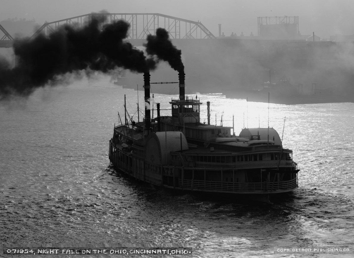 NightFallOnTheOhioDetailStrCINCINNATI_LOC_detroit publishing_NO. 071954exp