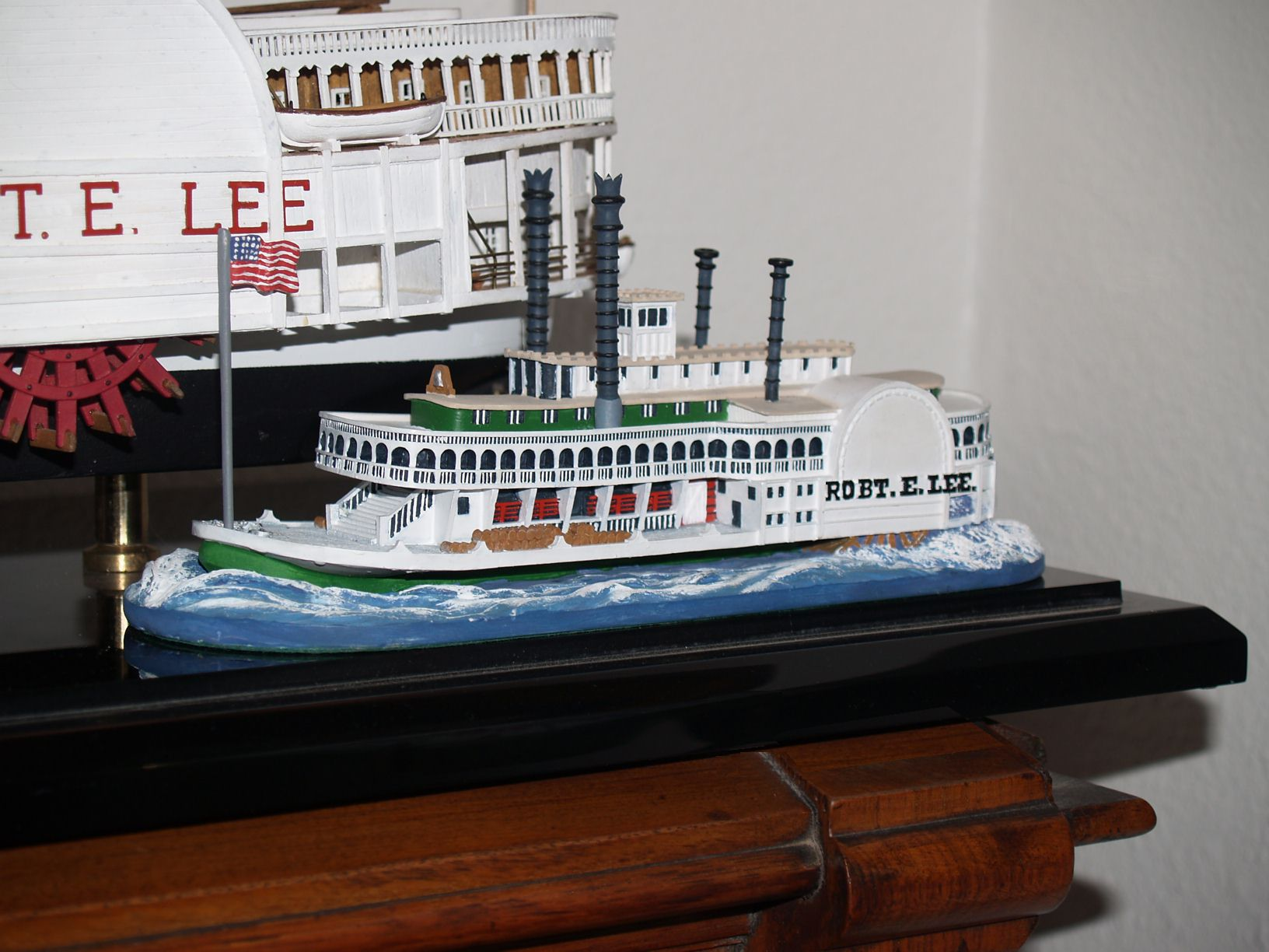 steamboat model