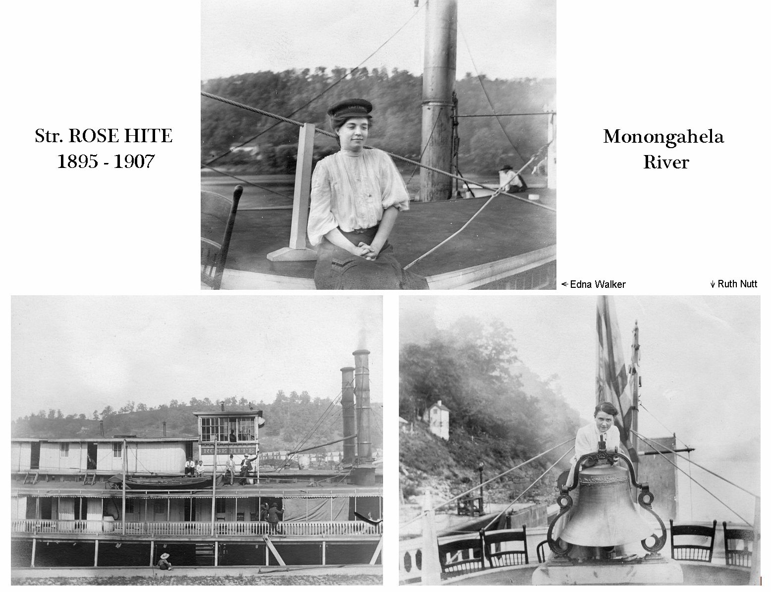 Rose Hite Steamboat