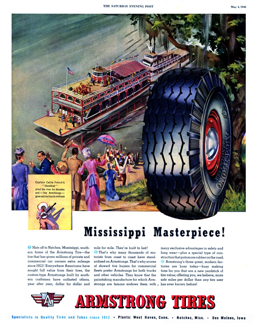 ShowboatArmstrongTiresAd1946ForNORI