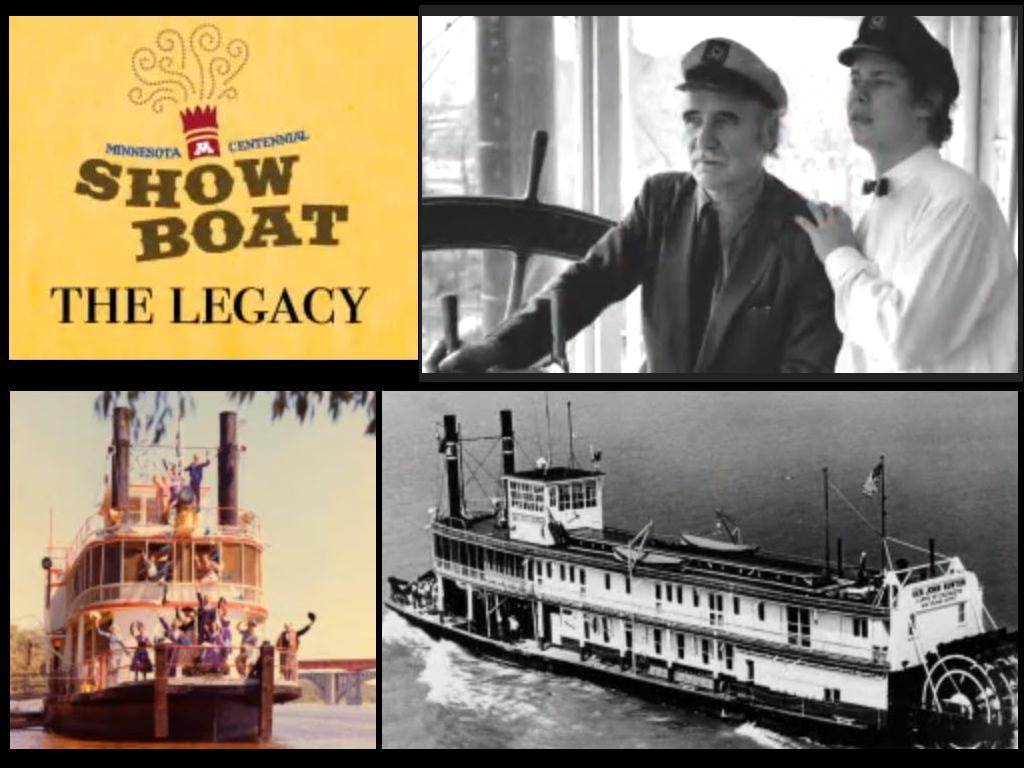 steamboats in movies