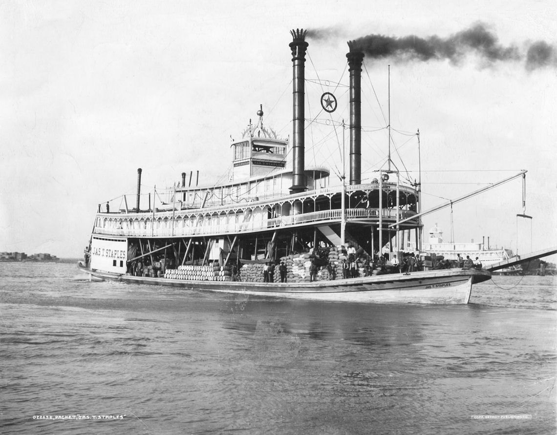 1900 steamboat