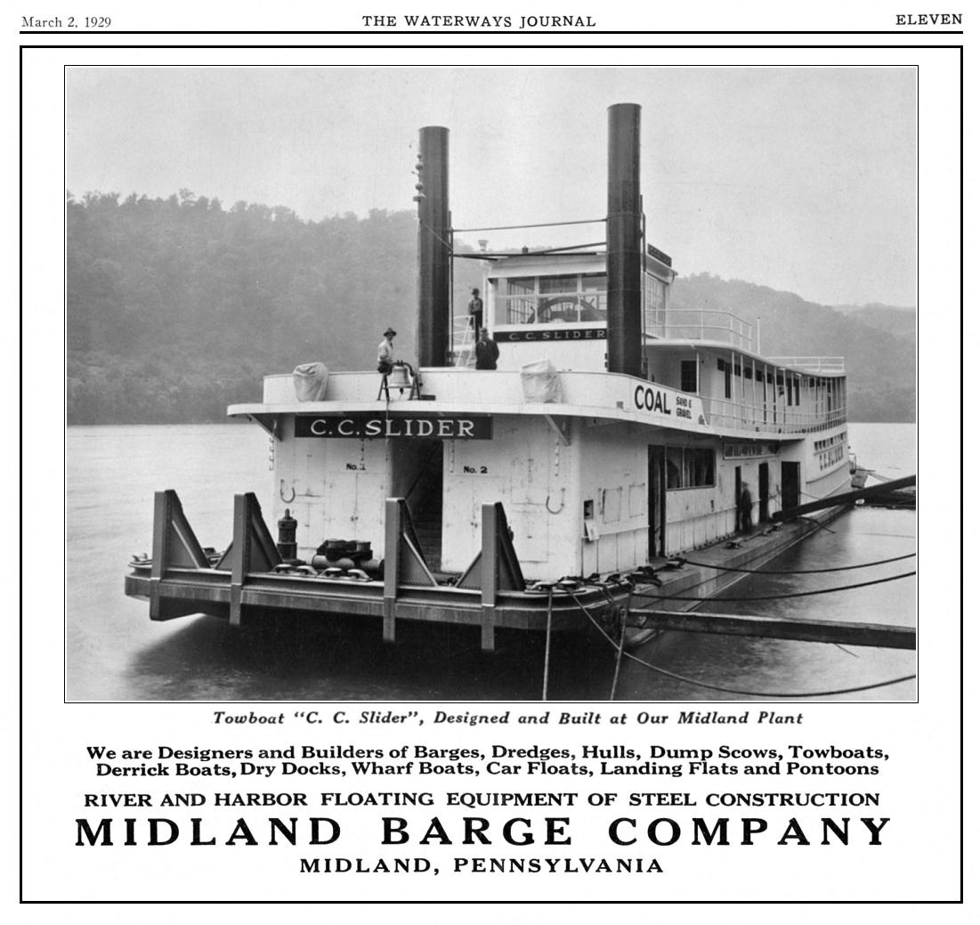 WaterwaysJournalCCSliderMidlandBargeCoMarch1929