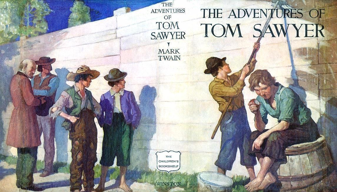 an analysis of the character huck in the adventures of tom sawyer Overview the adventures of tom sawyer is not major characters in the book the kids tom sawyer is to help jim in adventures of huckleberry finn how does tom.