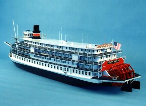 Delta Queen rc boat