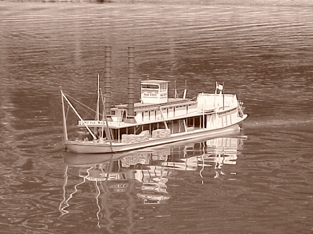 Steamboat Museum