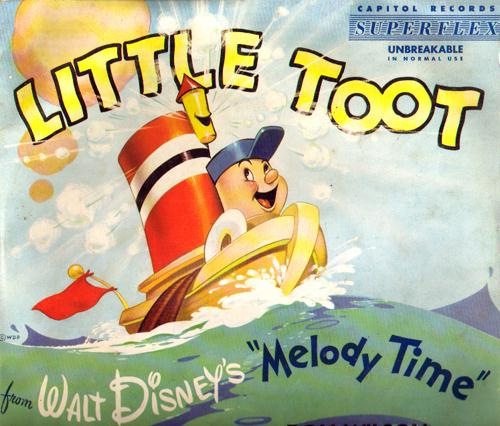 little-toot-disney-capitol-recording