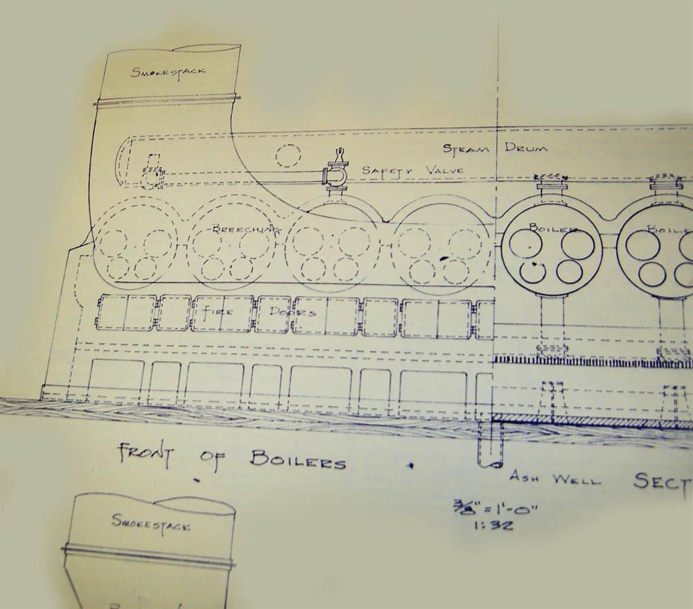 Robert E  Lee Model Plans