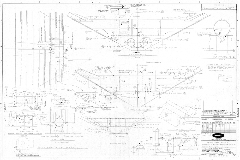 Mississippi queen selected blueprints bow thruster blueprint pdf click here malvernweather Choice Image