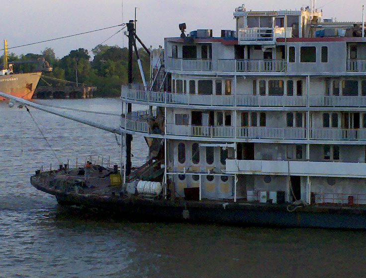 mississippi queen final voyage