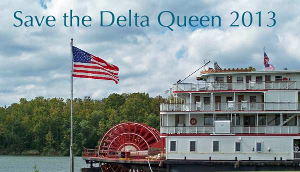 savethedeltaqueen2013