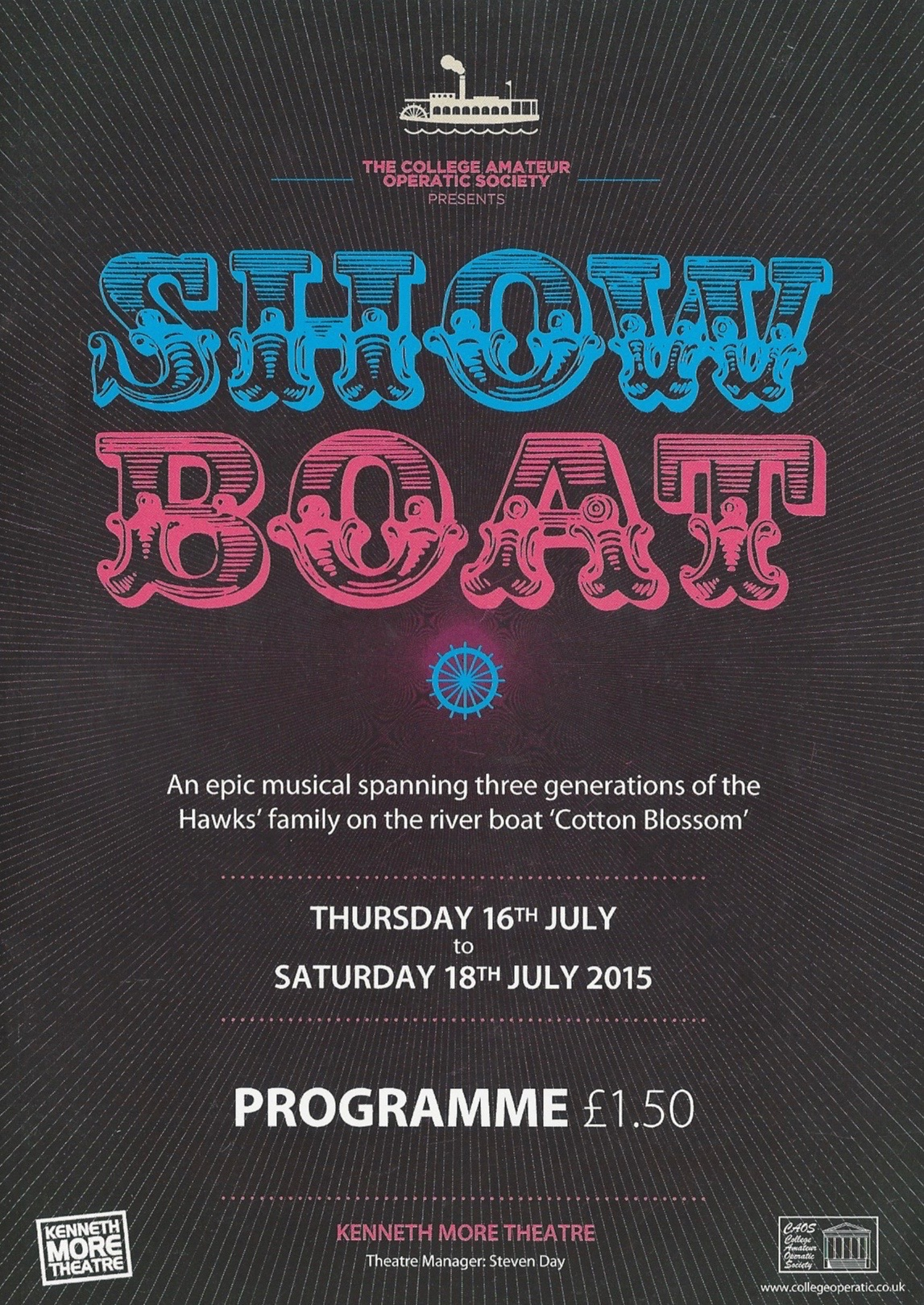 showboatprogram1