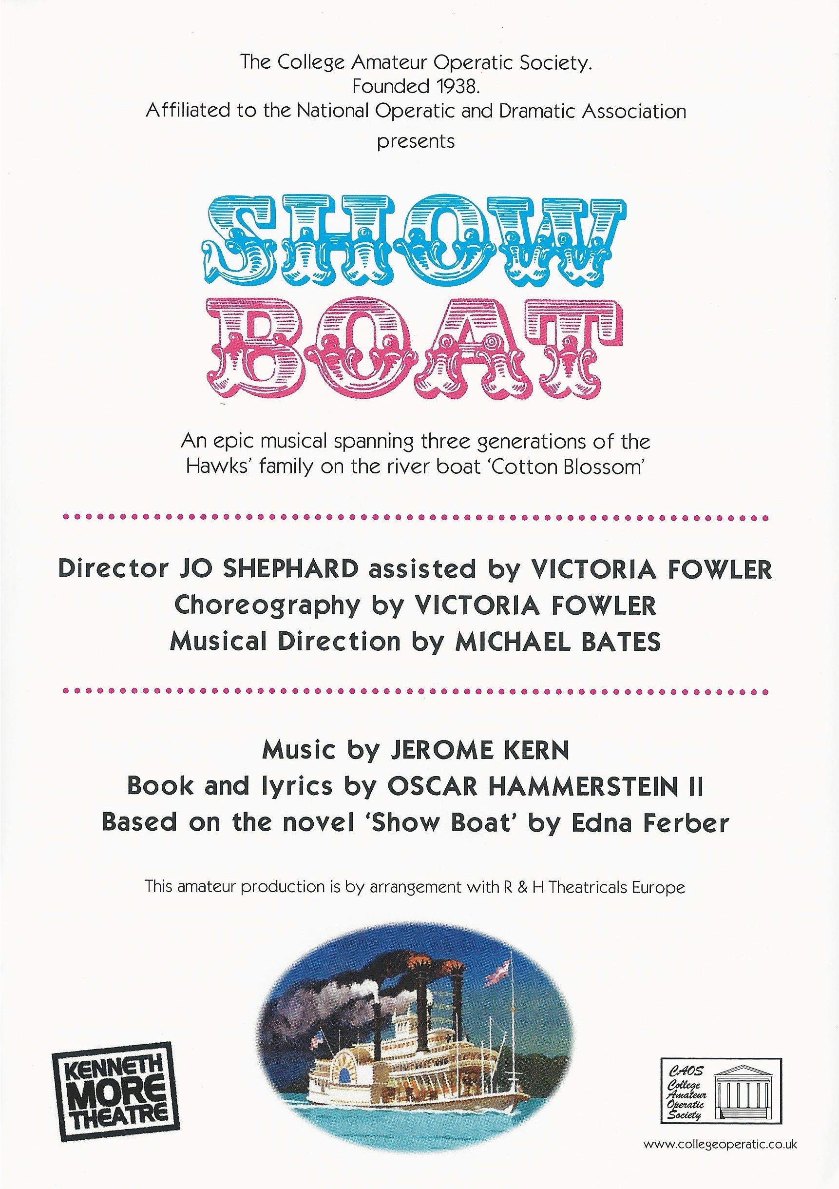 showboatprogram2