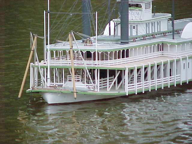 Steamboats.com Model Boat Page